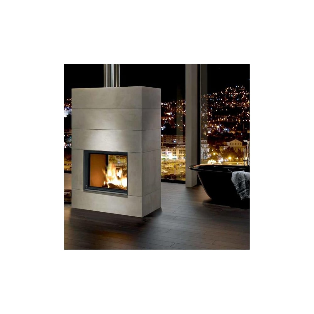 Brunner Bsk 04 Tunnel Fireplace