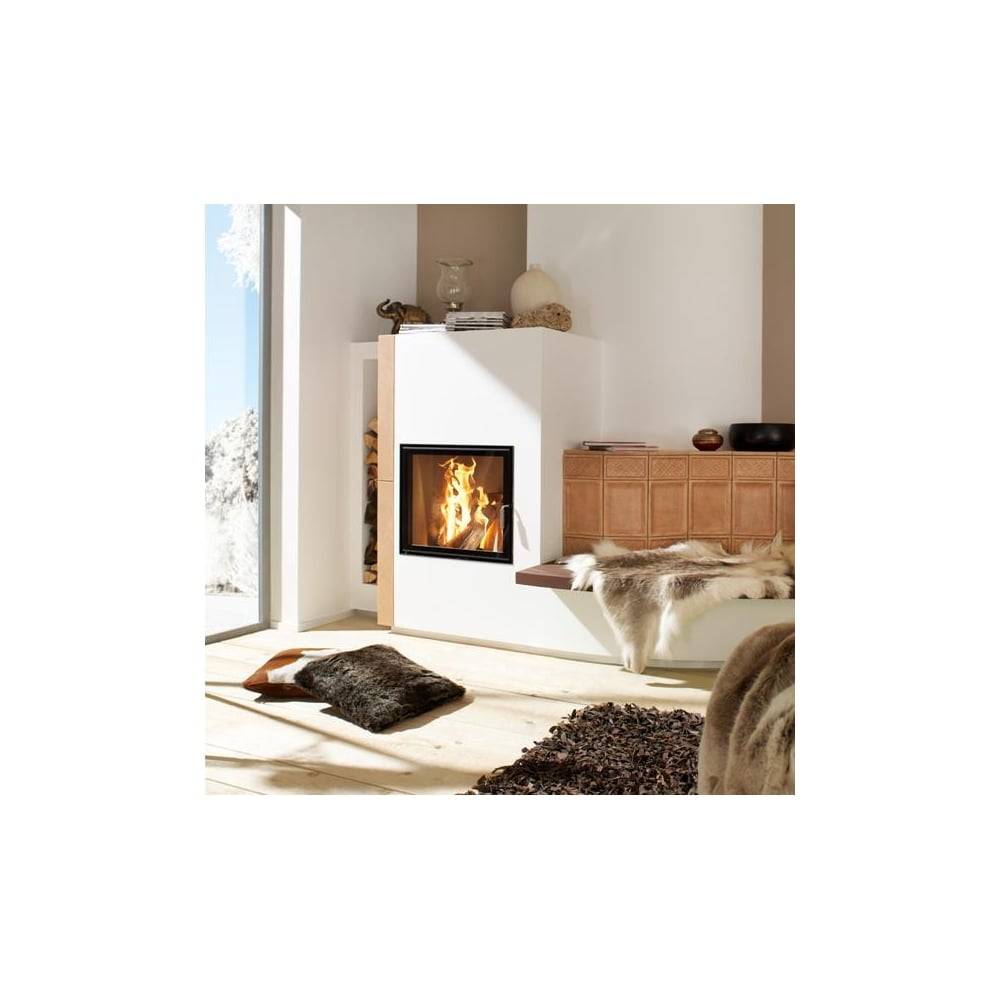 brunner hkd 4 1 flat front firebox. Black Bedroom Furniture Sets. Home Design Ideas