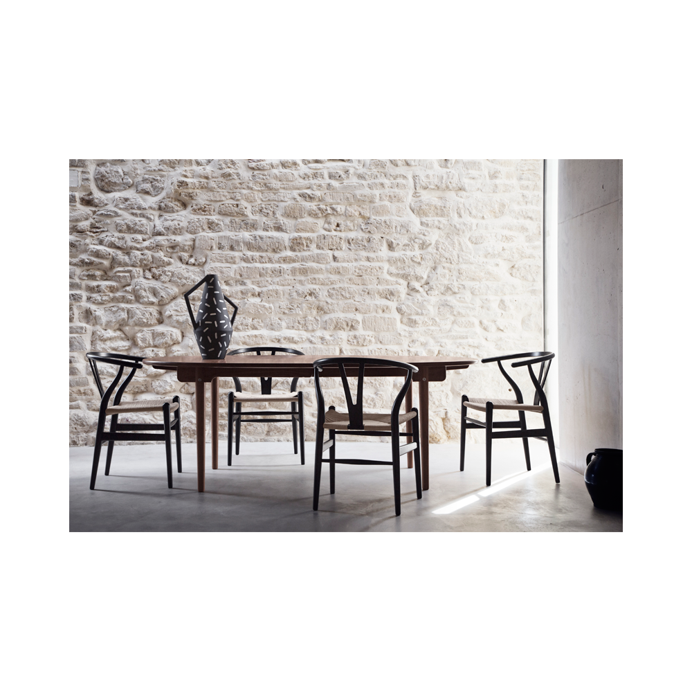 carl hansen ch24 wishbone chair natural woods interiors from home