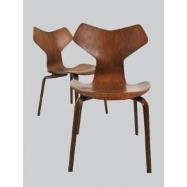 Pair of Ply Craft Side Chairs