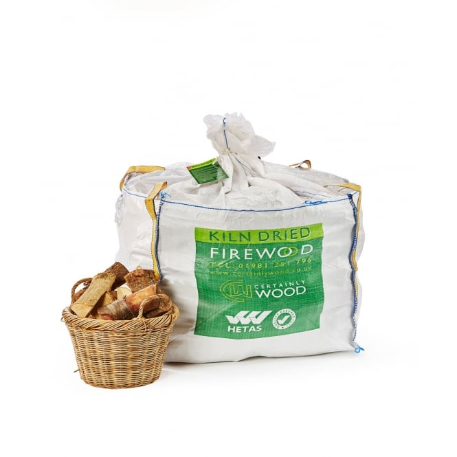 Certainly Wood Bagged Kiln Dried Logs