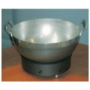 Stock Pot and Table Heater