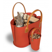 Tass Wood Storage Bag